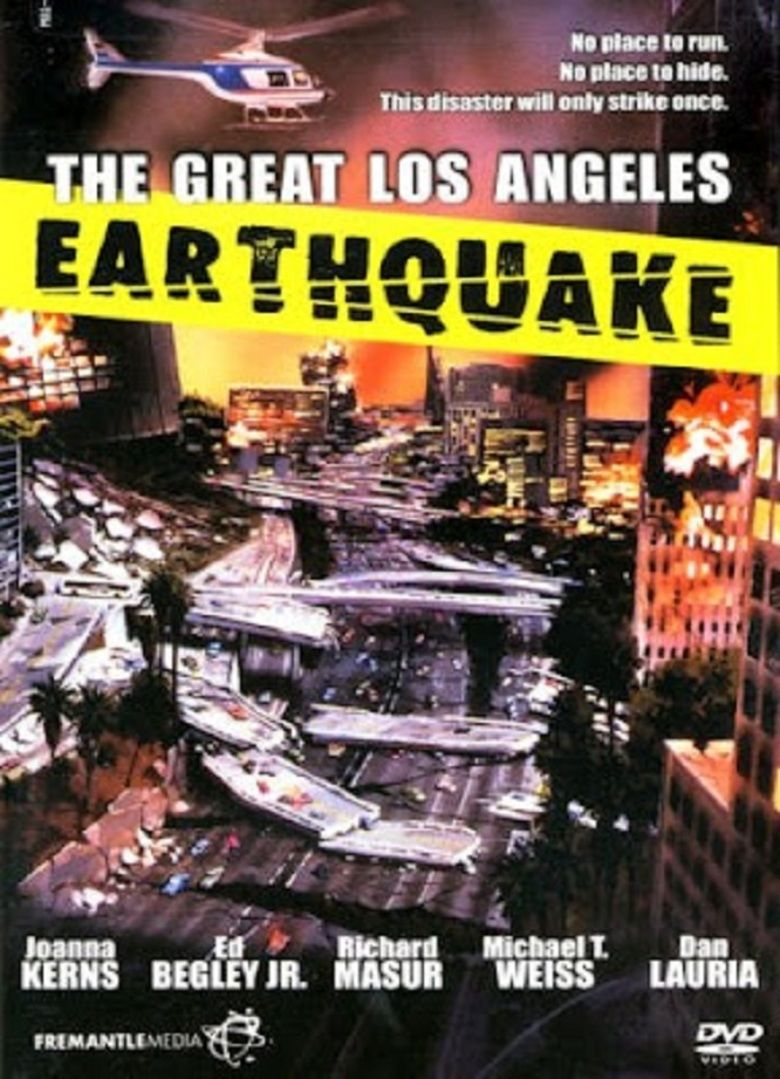 The Big One: The Great Los Angeles Earthquake: Movie ...