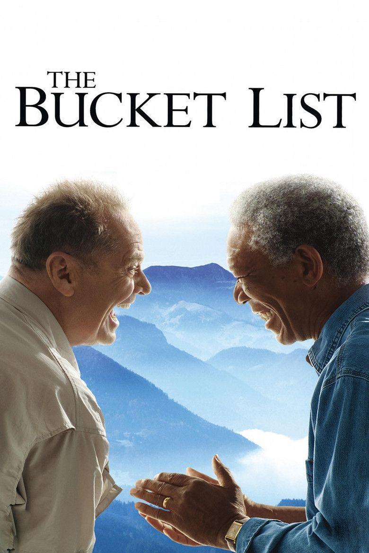 Movie ratings the bucket list