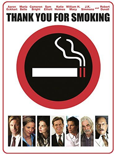 review on thank you for smoking Read what all the top critics had to say about thank you for smoking at metacriticcom.