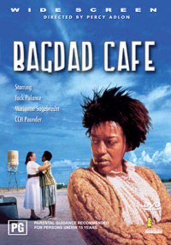 an overview of the movie bagdad cafe Bagdad café est un film de percy adlon synopsis : une femme allemande solitaire se retrouve dans le motel le moins chaleureux du monde elle décide alo.